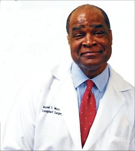 Dr. Miguel West